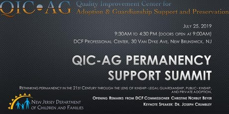 QIC-AG Permanency Support Summit tickets