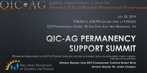 QIC-AG Permanency Support Summit