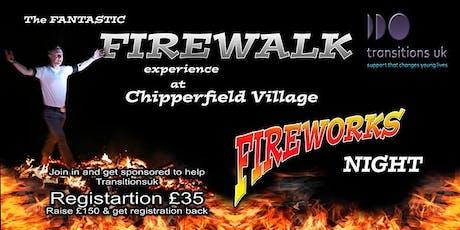 Fantastic FIREWALK Experience tickets