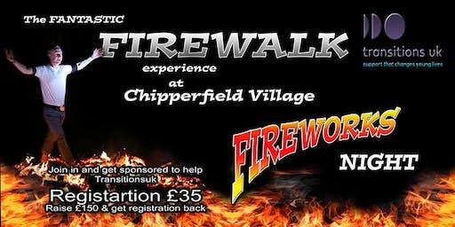 Fantastic FIREWALK Experience