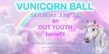 Vunicorn Ball: An Out Youth Benefit tickets