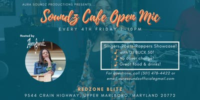 Soundz Cafe Open Mic