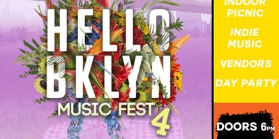 Brooklyn Concrete & Livewire Empire INC. Present: Hello BKLYN Music Fest