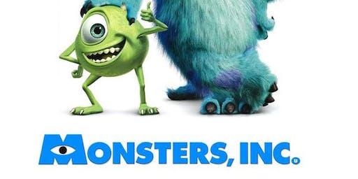 Monsters, Inc. - Godalming Film Festival Event 1