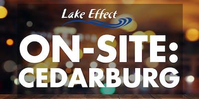 Lake Effect On-Site: Cedarburg