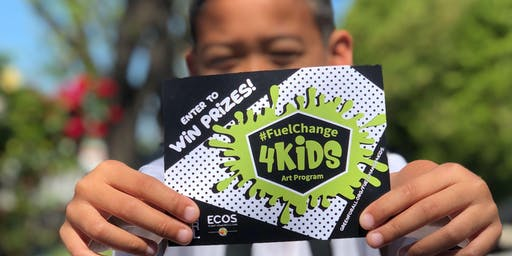 #FuelChange4Kids FREE Youth Drawing Workshop in Sacramento, CA