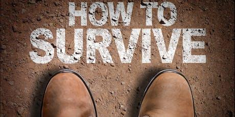 Storm Innovations Summer Day Camp - Week 3: Life Skills & Survival tickets