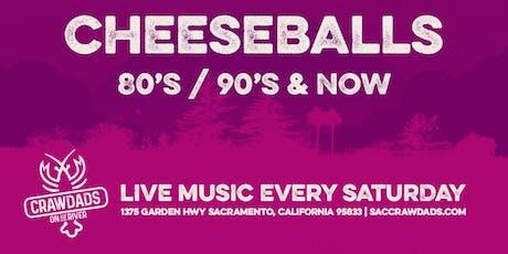 CHEESEBALLS LIVE tickets