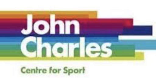 Leeds LGBT+ Sport Fringe Festival Day Pass for John Charles Leisure Centre