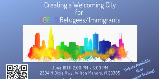 Creating Welcoming City for LGBTQ Refugees & Immigrants
