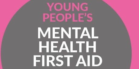 Become a Youth Mental Health First Aider tickets