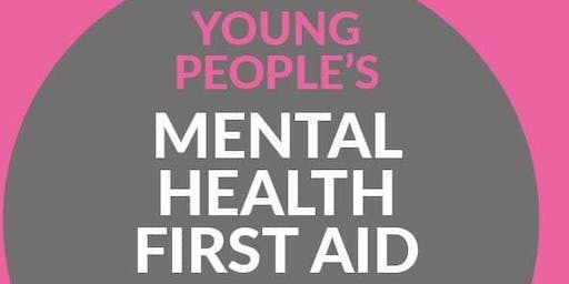 Become a Youth Mental Health First Aider
