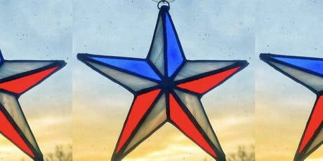 Patriotic Stained Glass Stars tickets