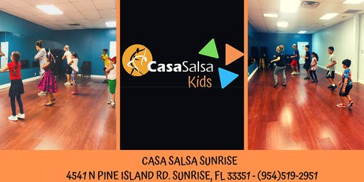Kids Hip Hop & Latin Dance Classes