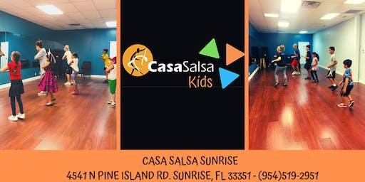 Kids Hip Hop, Latin Dance & Ballet Classes