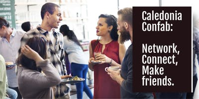 Caledonia Confab: Network, Connect, Make friends