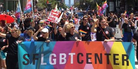 March with the SF LGBT Center at Pride 2019! tickets