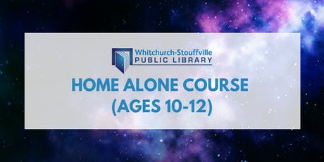 Home Alone Course (ages 10-12) tickets