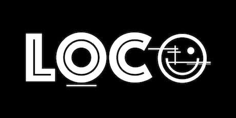 Loco - Wrexham - Debut Event tickets