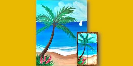 Tropical Beach  tickets