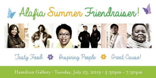 Alafia Foundation Summer Friendraiser