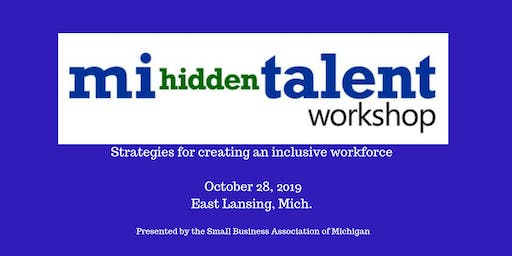 2019 MI Hidden Talent Workshop