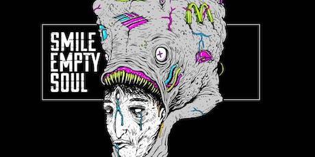 Smile Empty Soul / A Brilliant Lie / Howl tickets