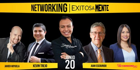 Networking ExitosaMente tickets