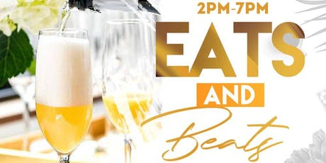 Eats & Beats Brunch and Day Party! tickets