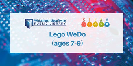 Lego WEDO (ages 7-9) tickets
