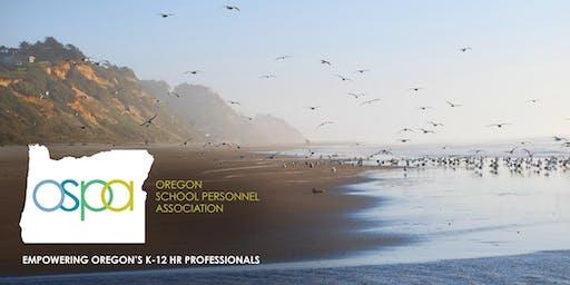 OSPA 2019 Summer Advanced HR Retreat