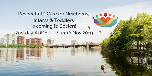 Respectful™ Care: Boston 11/10/2019 SUN