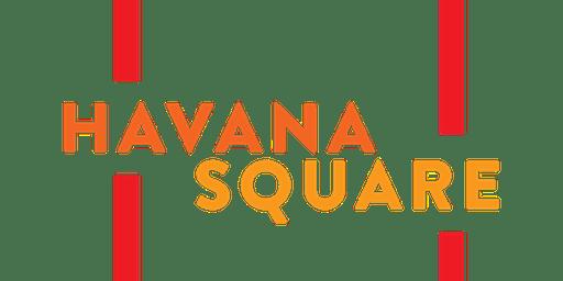 Havana Square Apartments Resident Happy Hour