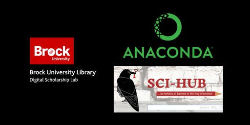 Introduction to Data Science with Python. Case Study: SCI-Hub close to home