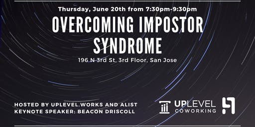 Overcoming Imposter Syndrome - San Jose