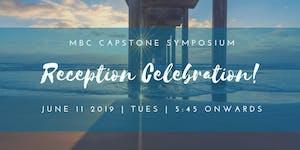 2019 MAS MBC Capstone Symposium - Reception