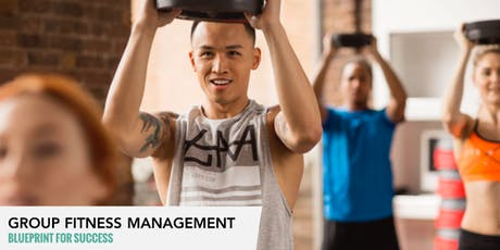 Group Fitness Management Seminar - Washington, DC tickets