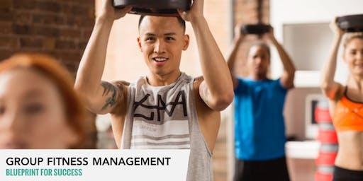 Group Fitness Management Seminar - Washington, DC