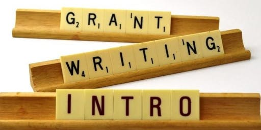 Free Grant Writing Workshop