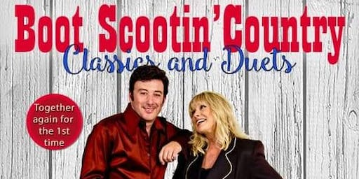 Boot Scootin' Country - Sat., July 13th, 2019
