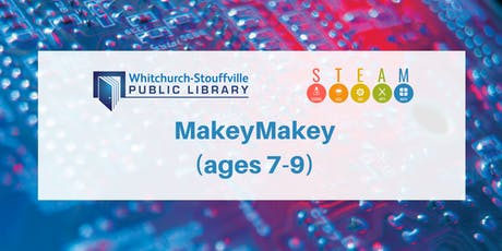 MakeyMakey (ages 7-9) tickets