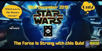 Star Wars Themed Quiz Night