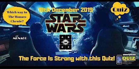 Star Wars Themed Quiz Night  tickets