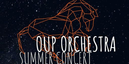OUP Orchestra: Summer Concert 2019