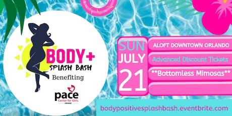 BODY+ Splash Bash - Aloft Downtown Orlando tickets