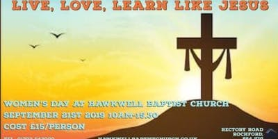 live,love,learn like jesus