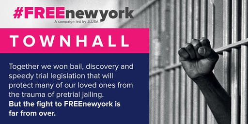 #FREEnewyork Townhall: Westchester