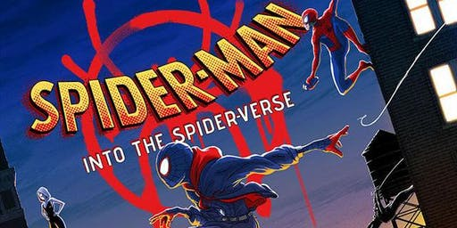 Spider-Man: Into The Spider-Verse - Godalming Film Festival Event 6