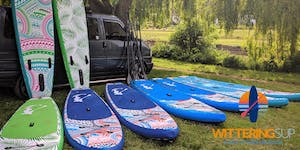 Learn to Paddleboard on The River Avon!