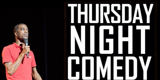 Thursday Night Comedy in Marietta